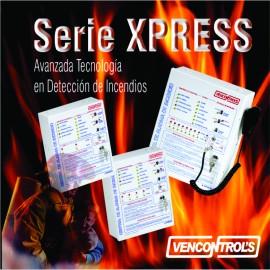 Catálogo Incendio Serie XPRESS