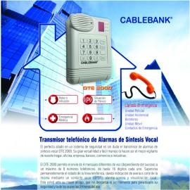 Catálogo Discador Telefónico DTE2000