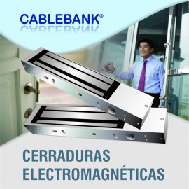 Catálogo Cerradura Electromagnética