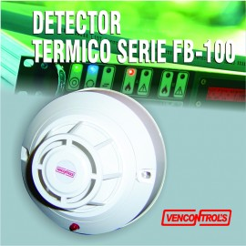 Catálogo Detector Térmico FB100