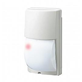 Detector de Movimiento Infrarrojo Pasivo para uso Exterior tipo Pasillo