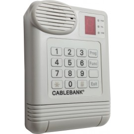 Transmisor Telefónico de Alarmas de Síntesis Vocal DTE2000