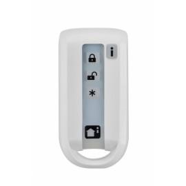 Detector fotoeléctrico de humo inalámbrico para uso interior