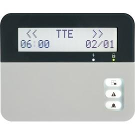 Teclado LCD para Centrales ECLIPSE