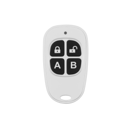 Control remoto tipo llavero de 4 botones