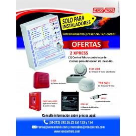 Oferta Kit de Central de 2 zonas