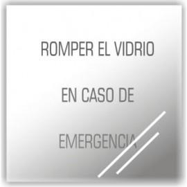 Vidrio de repuesto para estación manual EMP-3-PLL-1