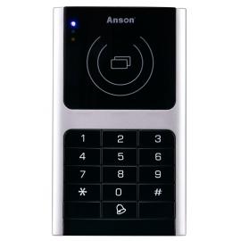 Sistema integrado de control de acceso
