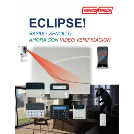 Catálogo Central Microprocesada Eclipse
